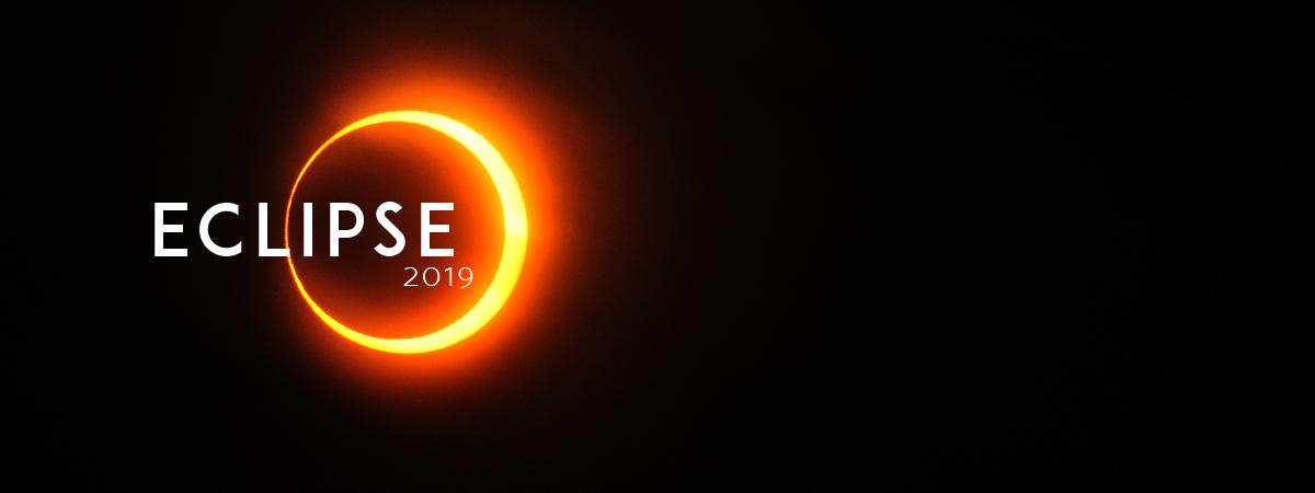 Eclipse total de luna julio 2019