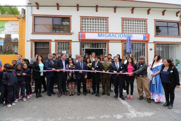 Gobierno inaugura nueva oficina de extranjer a para - Oficina de extranjeria aluche ...